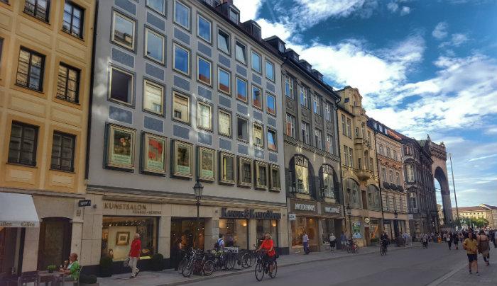 Dicas de compras em Munique, Munique chique, boutiques, grifes, lojas