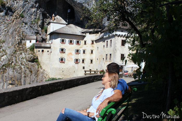 Eslovenia-Prediama-Castelo