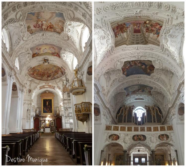 Tegernsee-Kloster-Igreja