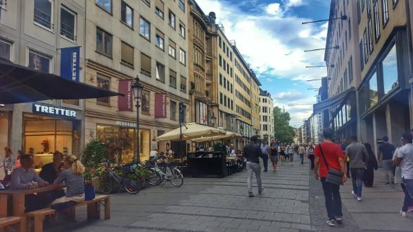 Tour guiado em português, Destino Munique