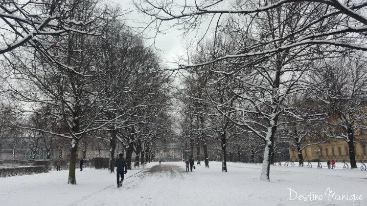 Fotografar-Munique-Hofgarten-Inverno