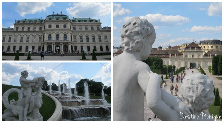 Viena-Belvedere-Palacio