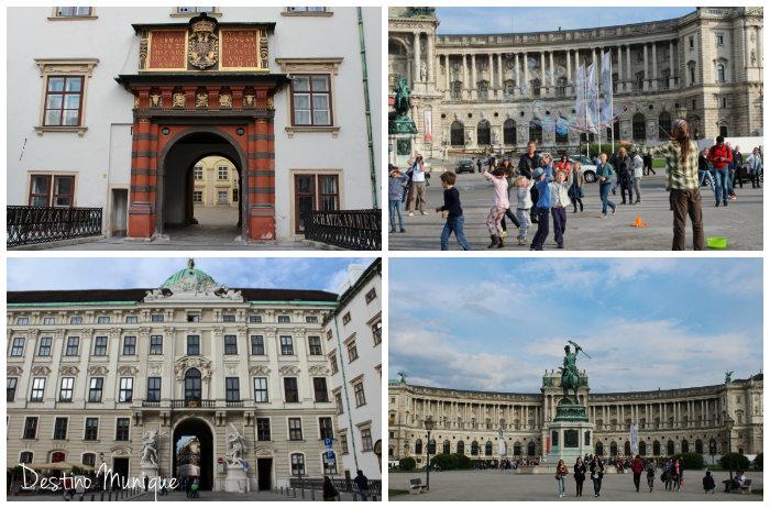 Viena-Hofburg-Heldsplatz