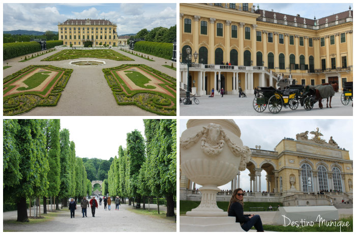 Viena-Palacio-Schonebrunn