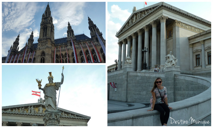 Viena-Parlamento-Prefeitura