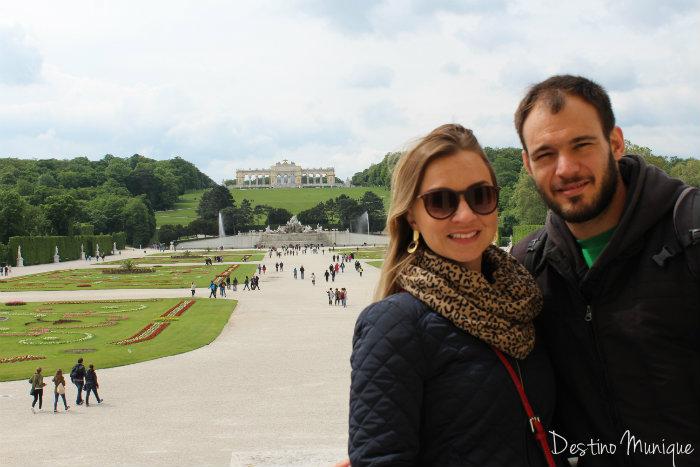 Viena-Schoenbrunn-Palacio
