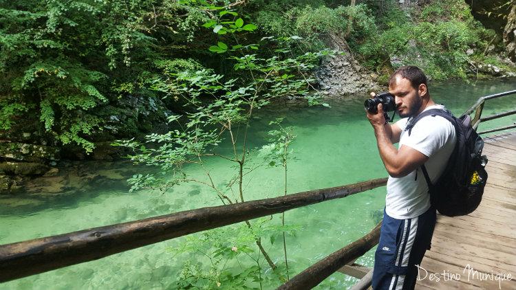 Eslovenia-Vintgar-Bled