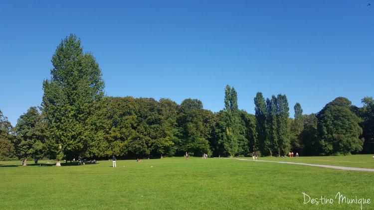 Munique-Englischer-Garten