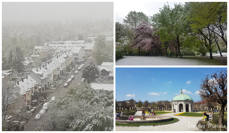 Abril-Primavera-Munique