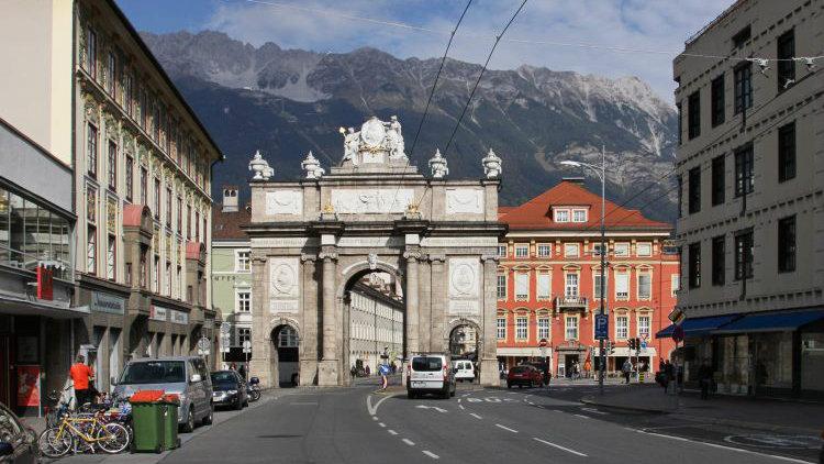 Innsbruck-Arco-Triunfo