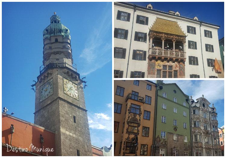 Innsbruck-Centro-Historico