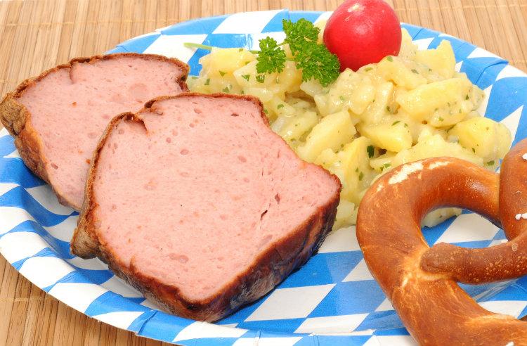 Comidas-Munique-Leberkaese