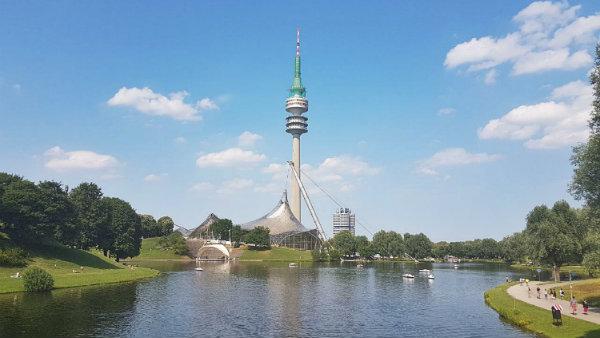 Junho em Munique, Alemanha, tempo, guia brasileira em Munique
