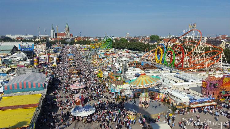 Oktoberfest-Munique-Alemanha