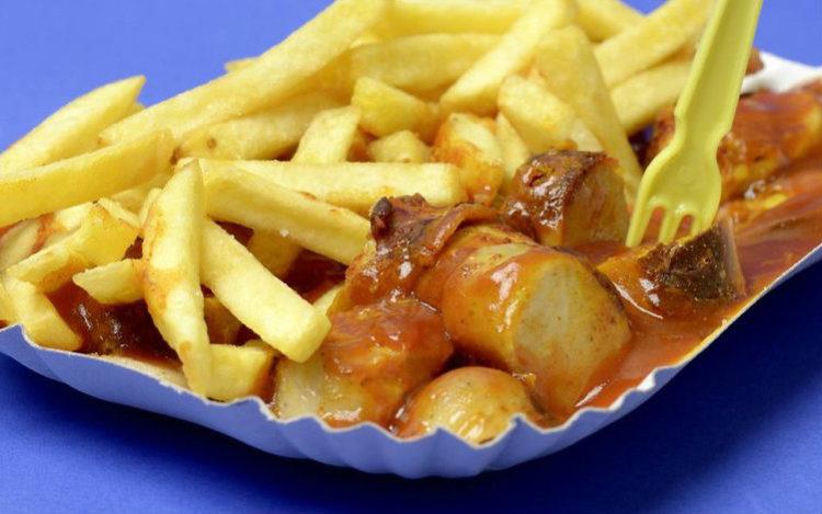 Lanchinhos-Munique-Currywurst