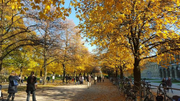 Outono em Munique, dicas, guia brasileira em Munique