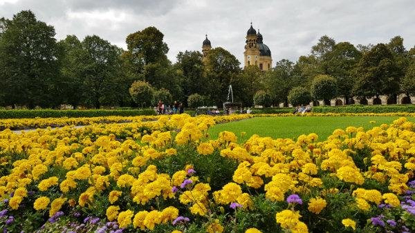 Tempo em Munique, Alemanha, Setembro, guia brasileira em Munique
