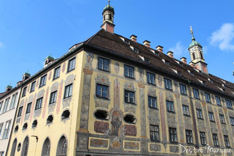 Landsberg-Mosteiro-Kloster