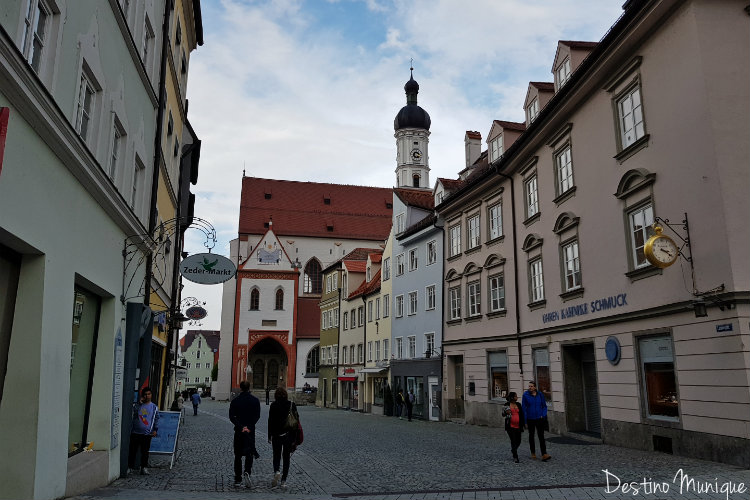 Landsberg-Ruas-Dicas