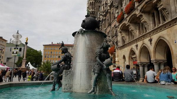 Guias brasileiras em Munique, Alemanha