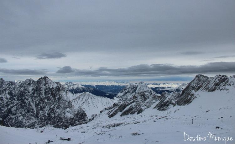 Rota-dos-Alpes-Zugspitze