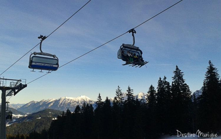 Garmisch-Esqui-Zugspitze