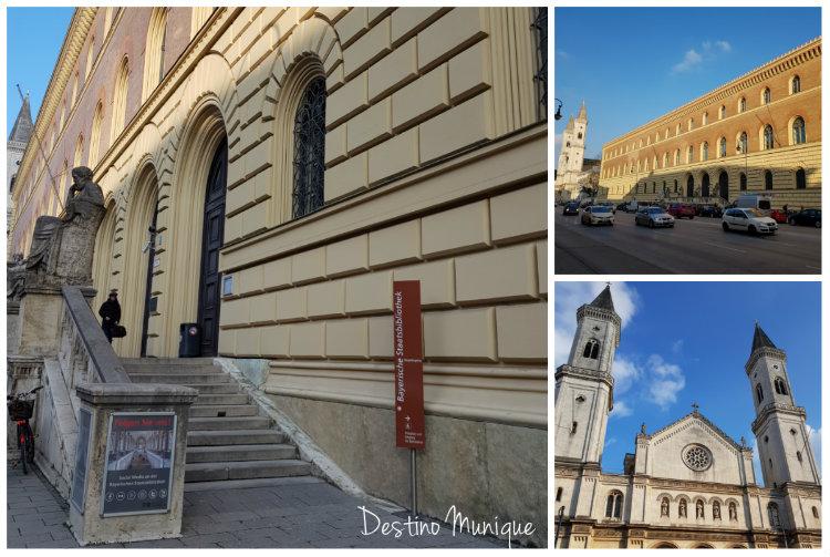 Ludwig-Biblioteca-Igreja-Munique