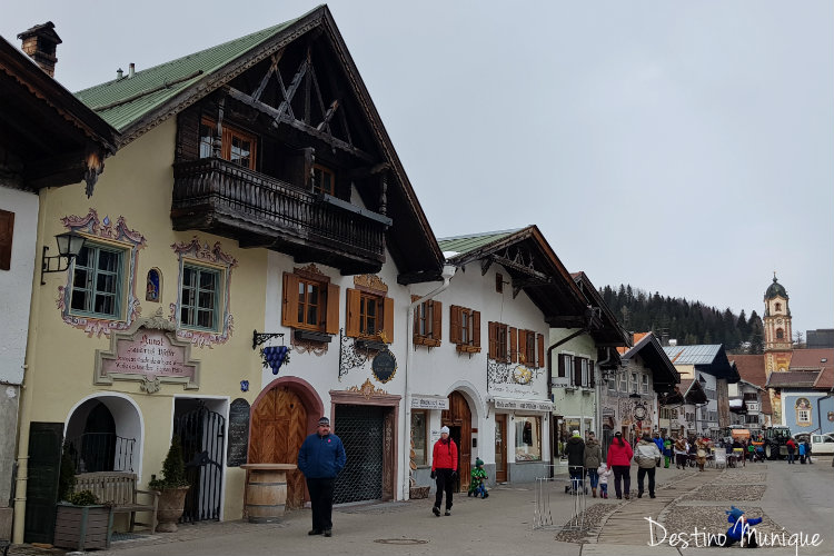 Mittenwald-Alpes-Dicas