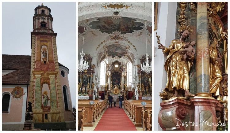 Mittenwald-Igreja-Peter-Paul