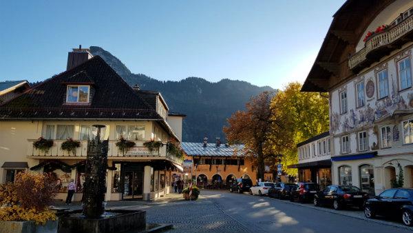 Oberammergau, Rota dos Alpes, Guia brasileira na Alemanha, Guia brasileiro em Munique