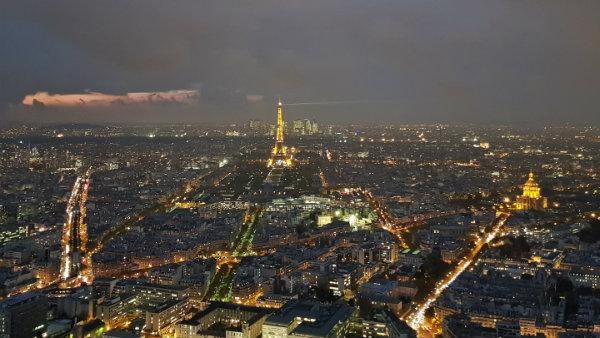 Dicas de Paris com bebês