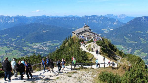 Tour Berchtesgaden, Ninho de Águia, Königssee, Guia Brasileira na Alemanha, Guia brasileiro em Munique