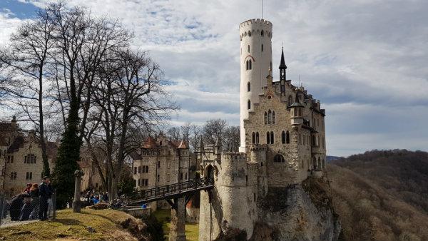 Castelo Lichtenstein, Alemanha, Dicas, Conto de Fadas, Guia brasileira na Alemanha