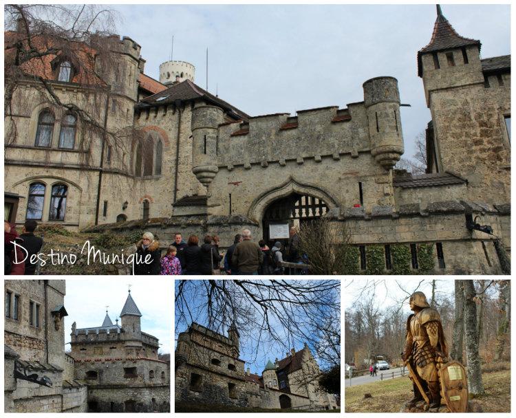Lichtenstein-Castelo-Alemanha