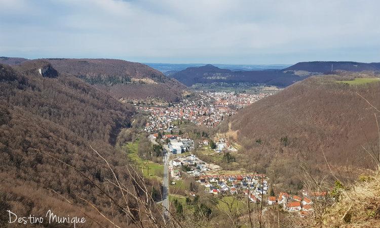 Lichtenstein-Castelo-Vista