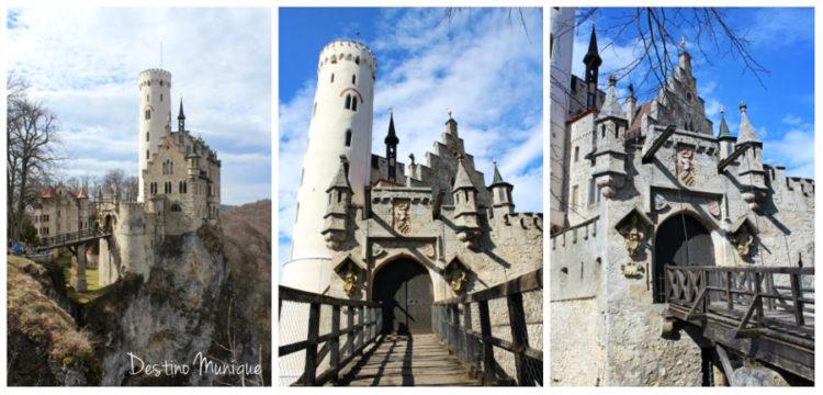 Schloss-Lichtenstein-Alemanha