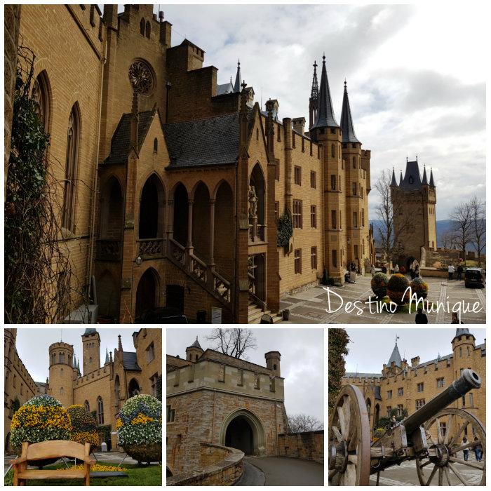 Hohenzollern-Alemanha-Castelo