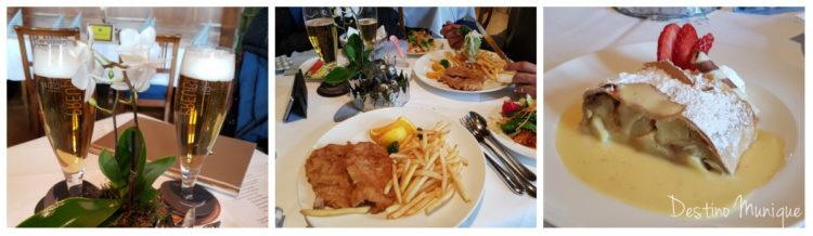 Hohenzollern-Castelo-Restaurante