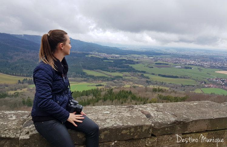 Hohenzollern-Castelo-Vista