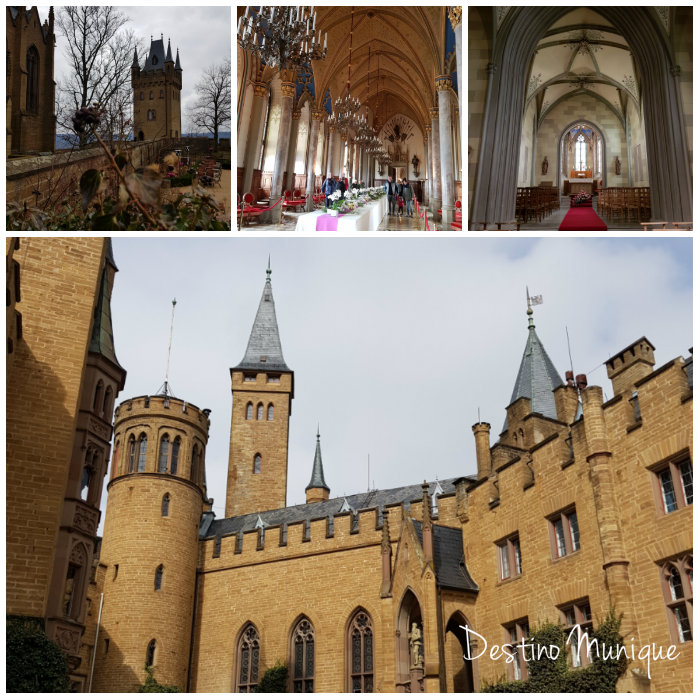 Hohenzollern-Castelo
