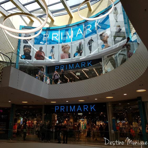 Primark-Munique-Alemanha