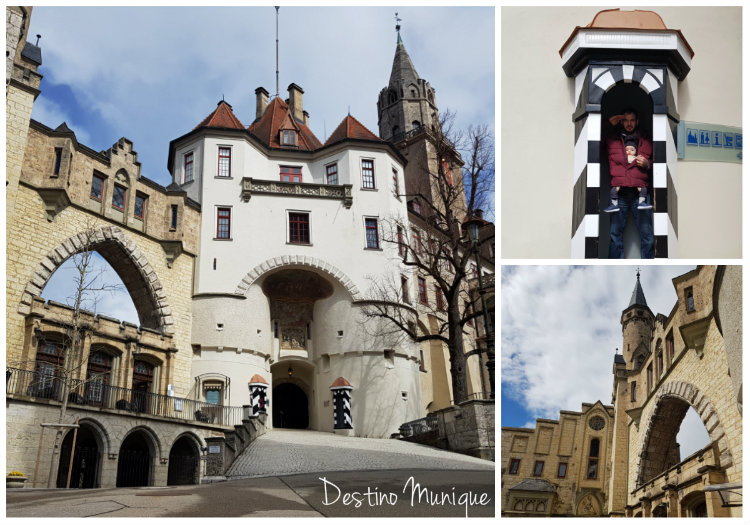 Sigmaringen-Castelo-Dicas