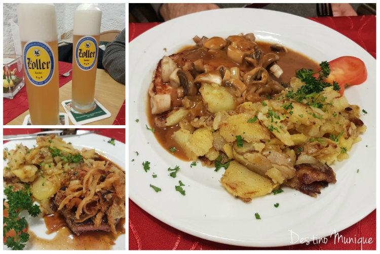 Sigmaringen-Restaurante-Traube