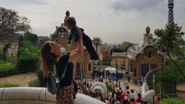Dicas de Barcelona com crianças e bebês