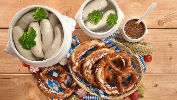 Dicas de Munique, Guia brasileira em Munique, Café da manhã bávaro