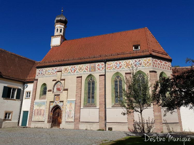 Castelo-Blutenburg-Capela