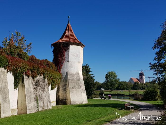 Castelo-Blutenburg-Torres