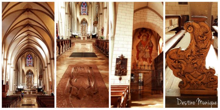 Augsburgo-Catedral-Interior