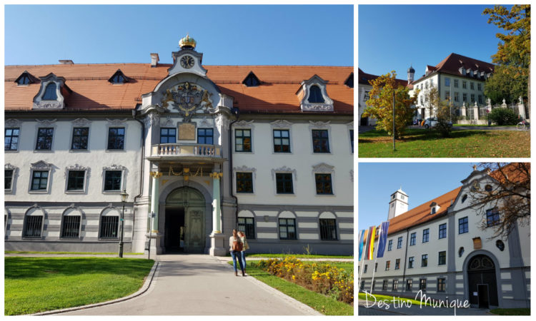 Augsburgo-Fronhof-Residenz
