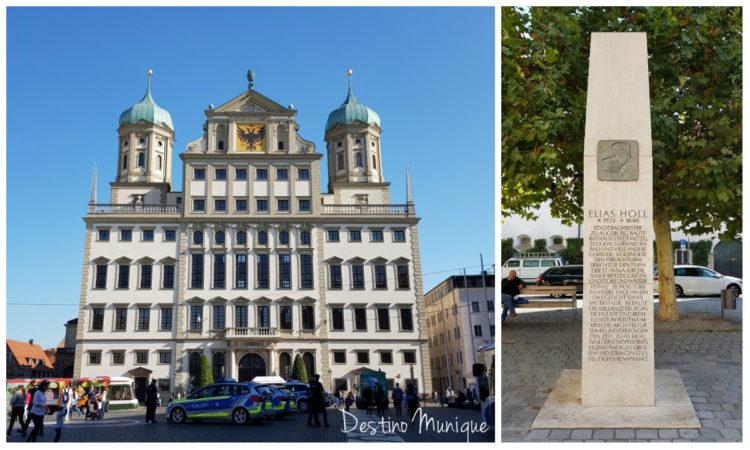 Augsburgo-Rathaus-Elias-Holl